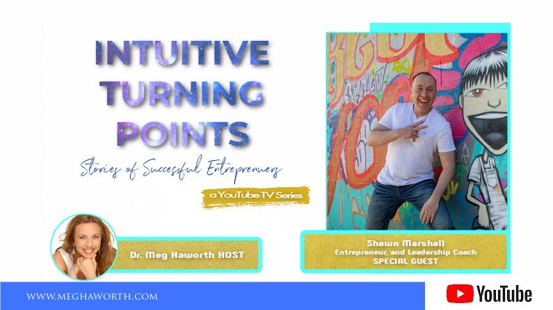 Reinvention Coaching | Intuitive Turning Points with Shawn Marshall
