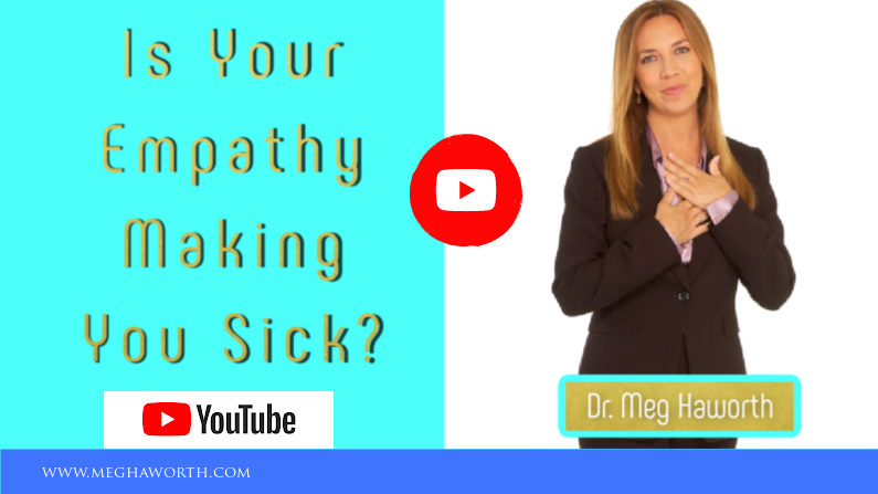 Is Your Empathy Making You Sick?